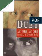 Año 1000 Año 2000 GEORGES DUBY.pdf