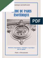Paris Esoterique 1.PDF