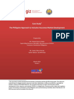 CaseStudy Philippine Approach to Developing Inclusive Insurance Market (1)