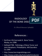 Radiology of the Bone