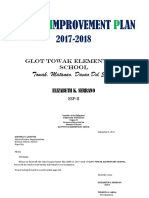 School Improvement Plan-glot