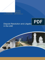 Dispute Resolution Litigation New