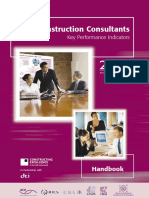 2007 Consultants KPI Hand Book