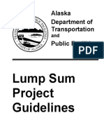 LumpSum Project Guidelines