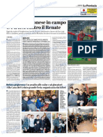 La Provincia Di Cremona 13-01-2019 - Serie B