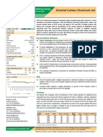 636022759990000000 Oriental Carbon Chemicals Ltd Initiating Coverage 20062016