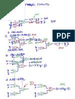 2 Level Logic Circuits