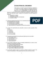 Guía de Ejercicios de microeconomia básica