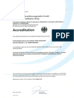 Accreditation Document