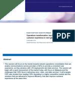 Analysys Mason Operations Transformation Presentation Dec2014 RMA07