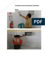 Dokumentasi Monitoring Fungsi Prasarana Puskesmas Fix