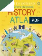 Children's Illustrated History Atlas (Visual Encyclopedia) By DK.pdf