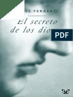 Ferrero, Jesus - El Secreto de Los Dioses [47709] (r1.0)