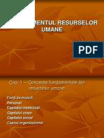 m 3 n39 Managementul Resurselor Umane