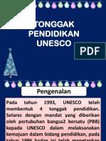 Tutorial 3 Tonggak Pendidikan UNESCO