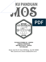 Buku Katalog Mos