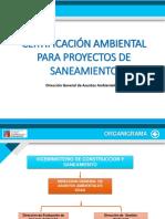 Ppt Taller Certificaciones Ambientales Para Proyectos de Saneamiento- Pnsu