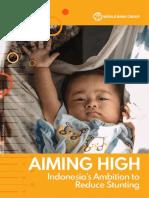 Kecendrungan Nutrisi Dan Faktor Stunting