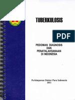 Tuberkulosis PDPI