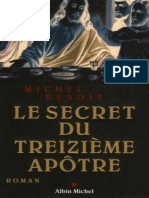 Michel Benoit - Le secret du treizieme apotre.epub