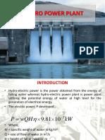 Hydro Report
