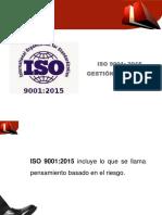 Analisis Del Riesgo Iso 9001-2015