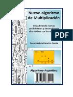 Nuevo Algoritmo de Multiplicacion