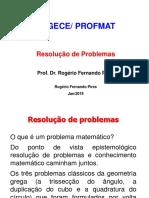 Introdução à resolução de problemas matemáticos