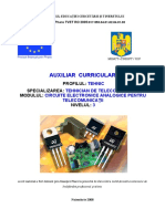 Circuite analogice