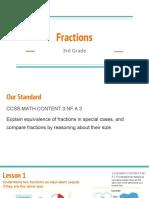 math unit presentation