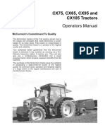 McCormick CX75 Tractor Operator manual.pdf
