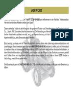 Kioti Daedong EX50 Tractor Operator manual (German).pdf