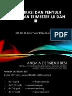 IT 5 - KOMPLIKASI KEHAMILAN TRIMESTER I, II, DAN III - YSF.pptx