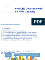 How to Extend LTE Coverage With Limited RRU Capacity-Read Only