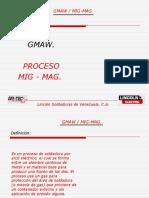 4. Proceso GMAW-MIG