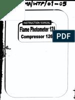 flame photometer manual
