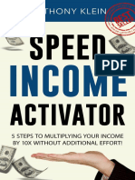 Speed in Come Activator
