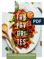 Minimalist Baker Fan Favorites eBook