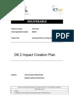Apollon - Impact Creation Plan