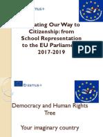 Democracy and Human Rights Tree Prezentare Finala
