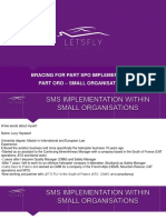 SPO Small Organisations