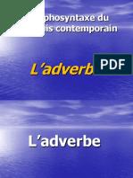 C 13-14 L'adverbe