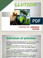 Population presentation