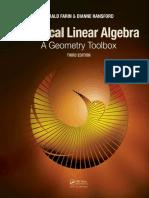 Practical Linear Algebra a Geometry Toolbox