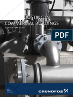 WATER BOOSTING IN COMMERCIAL BUILDINGS -APPLICATION GUIDE
