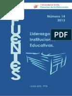 El Liderazgo en Las Instituciones Educativas Ccesa007