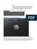 3d Tutorial Sculptris