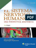 Barr el Sistema Nervioso Humano, 10a ed. - John A. Kiernan.pdf