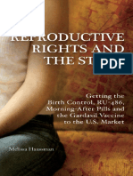 Melissa Haussman - Reproductive Rights and the State (2013)
