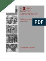 Libro El guiado turístico interpretativo por Fernando Laprovitta (2015).pdf
